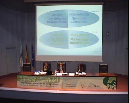 Marco institucional da protección do consumidor e a defensa da competencia - Xornadas Nacionais de Defensa da Competencia: Competencia e Protección de Consumidores